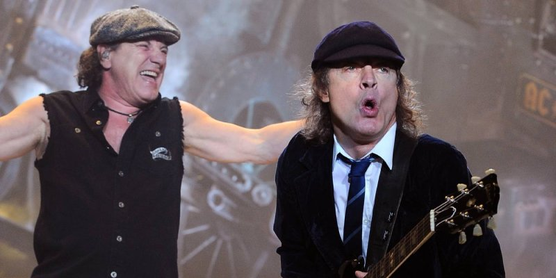 """""""Highway to Hell"""": Idee zum Songtext kam Angus Young auf dem Klo"""