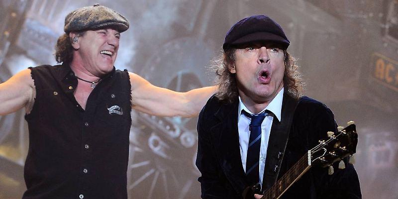 AC/DC: Keine gemeinsame Musik mit Axl Rose