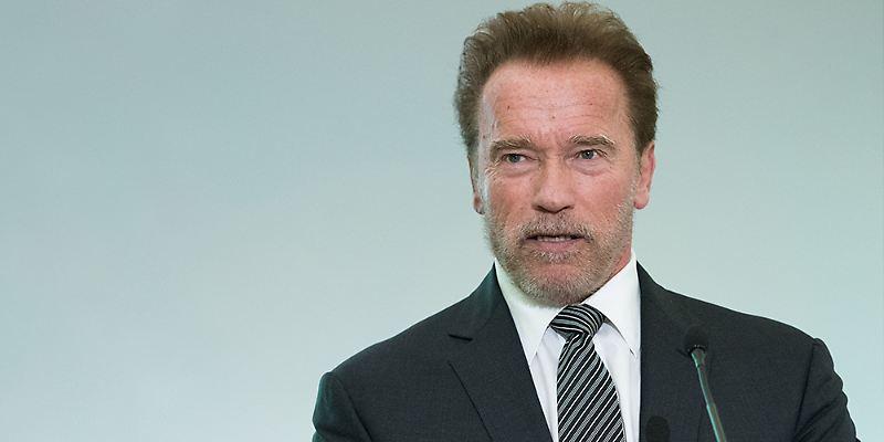 Arnold Schwarzenegger bekommt Spionage-Serie bei Netflix