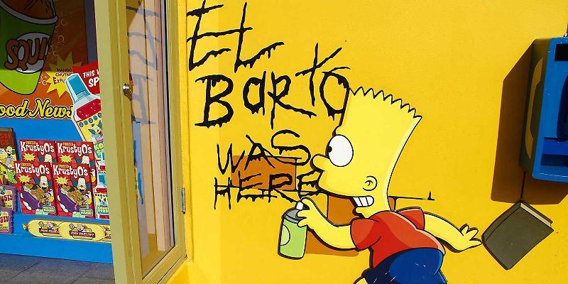 Bart Simpson erobert mit von Michael Jackson produziertem Song die Charts